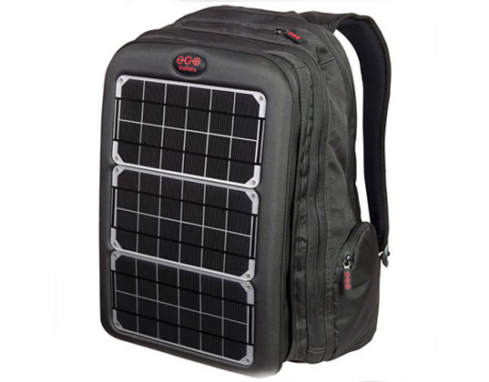 The Voltaic Backpack Solar Backpacking